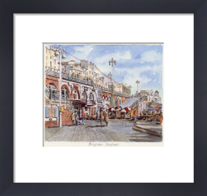 Brighton - Sea Front by Philip Martin
