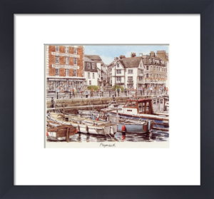 Plymouth - Barbican (3) by Glyn Martin
