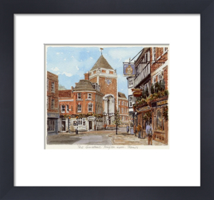 Kingston - Guildhall by Philip Martin