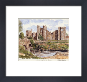 Cowdray Park by Glyn Martin