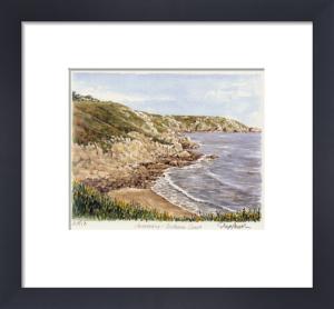 Guernsey - Southern Coast by Glyn Martin
