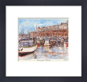 Ramsgate - Marina by Philip Martin