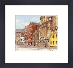 Bristol - King Street by Glyn Martin