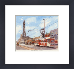 Blackpool Tower by Philip Martin