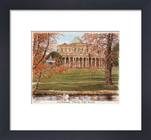 Cheltenham - Pittville Pump Rooms by Glyn Martin