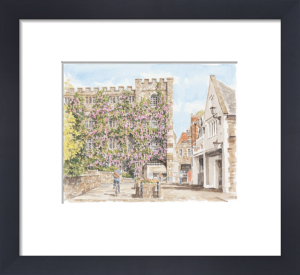 Taunton by Glyn Martin