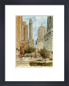 Chicago - Water Tower by Philip Martin