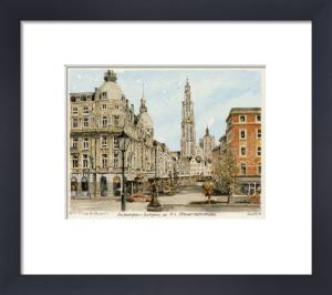 Antwerpen - Suikerrui by Philip Martin
