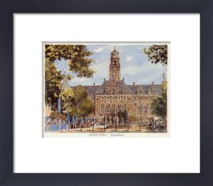 Rotterdam - Stadhuis by Philip Martin