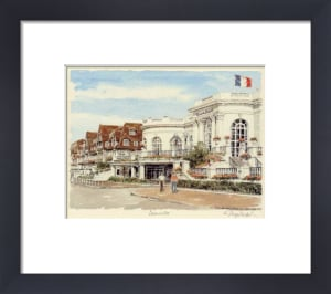 Deauville by Glyn Martin