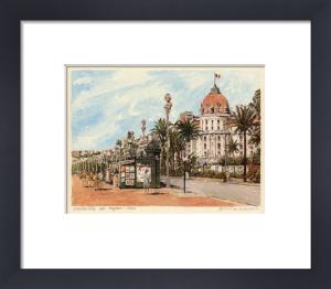 Nice - Promenade des Anglais by Philip Martin