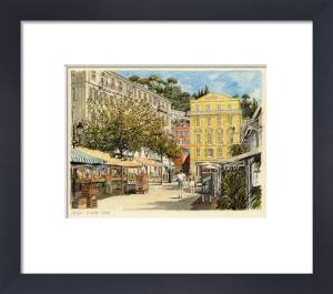 Nice - Marche by Philip Martin