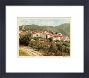 Village Perche, Provence by Philip Martin