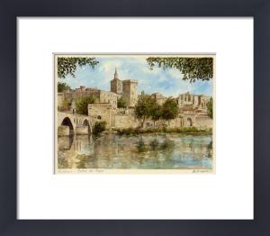Avignon - Palais des Papes by Philip Martin