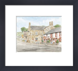 Hartington by Glyn Martin