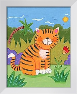 Baby Tiger by Sophie Harding