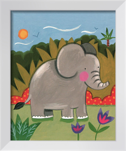 Baby Elephant by Sophie Harding