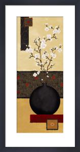 Hanami II by Linda Wood