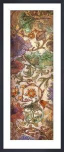 Floral Sonata II by Jill O'Flannery