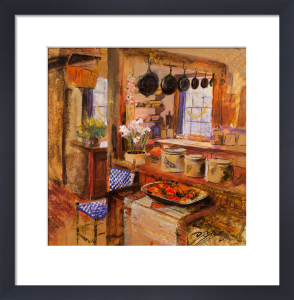 Kitchen I by Dennis Carney