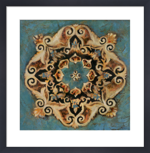 Blue Crest II by John Douglas
