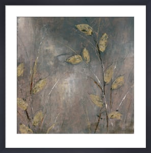 Leaves At Dawn I by Marilyn Bridges