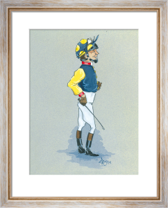 The Jockey by Simon Dyer