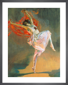 Anna Pavlova by Sir John Everett Lavery
