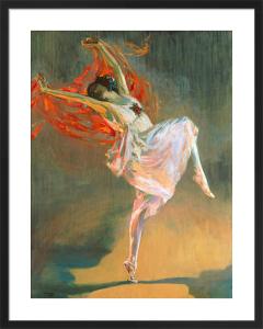 Anna Pavlova by Sir John Everett Lavery