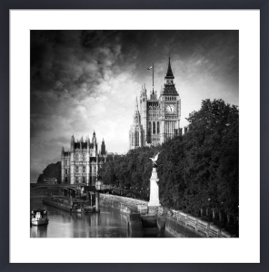 Houses Of Parliament by Jurek Nems