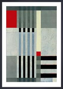 White Stripes II by Kemp