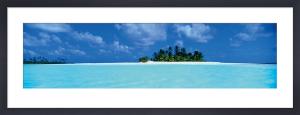 Island Tropics by N. Secker