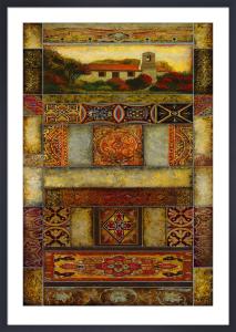 Spanish Road I by John Douglas
