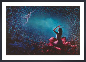 Le Reve En Bleu by Steven Pearson