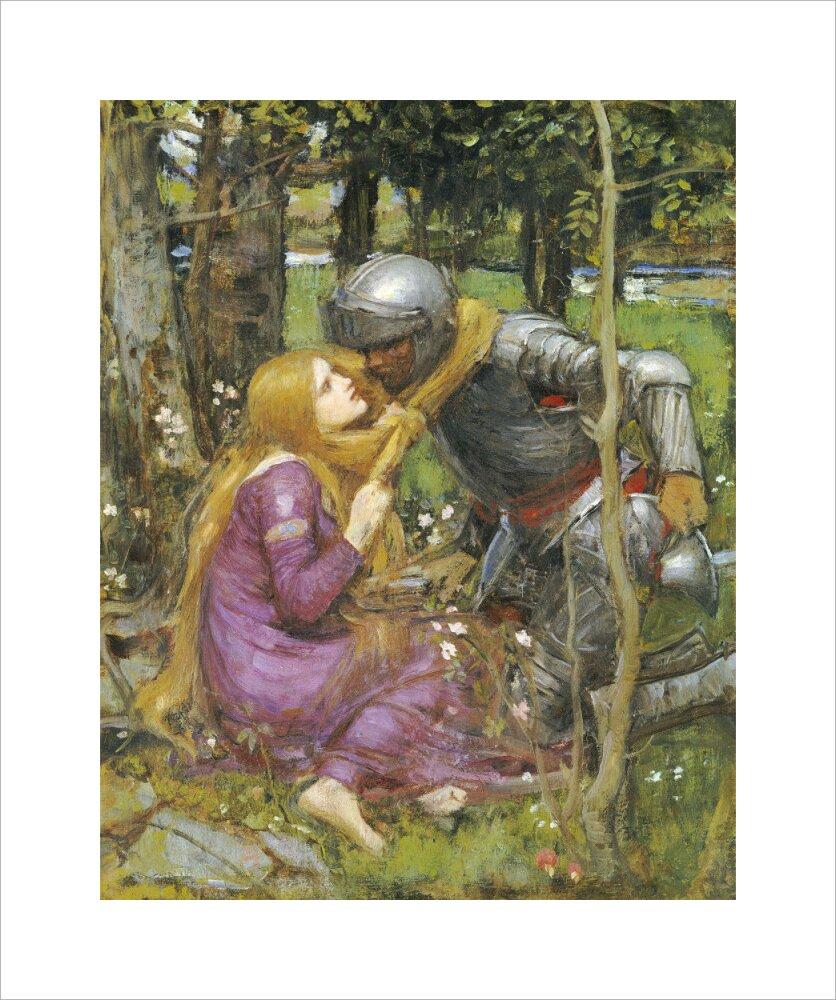 la belle dame sans merci to autumn Keats, john - la belle dame sans merci (2) appunto di lingua inglese su la belle dame sans merci' con analisi delll'opera letteraria dell'autore inglese keats.