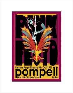 Pompeii by Christopher James Dayman