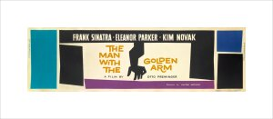 The Man with the Golden Arm by Saul Bass