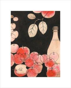 Apples by Rosie Scott
