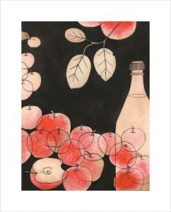 Apples by Rosie Scott