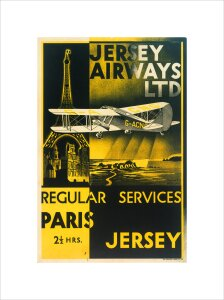 Jersey Airways by Royal Aeronautical Society