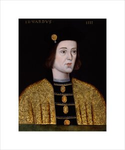 King Edward IV by Unknown artist