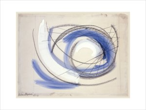 Spiral by Barbara Hepworth