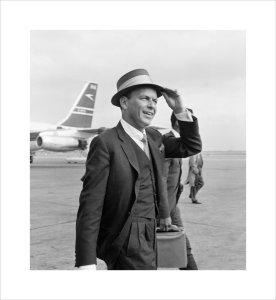 Frank Sinatra, 1961 by Mirrorpix