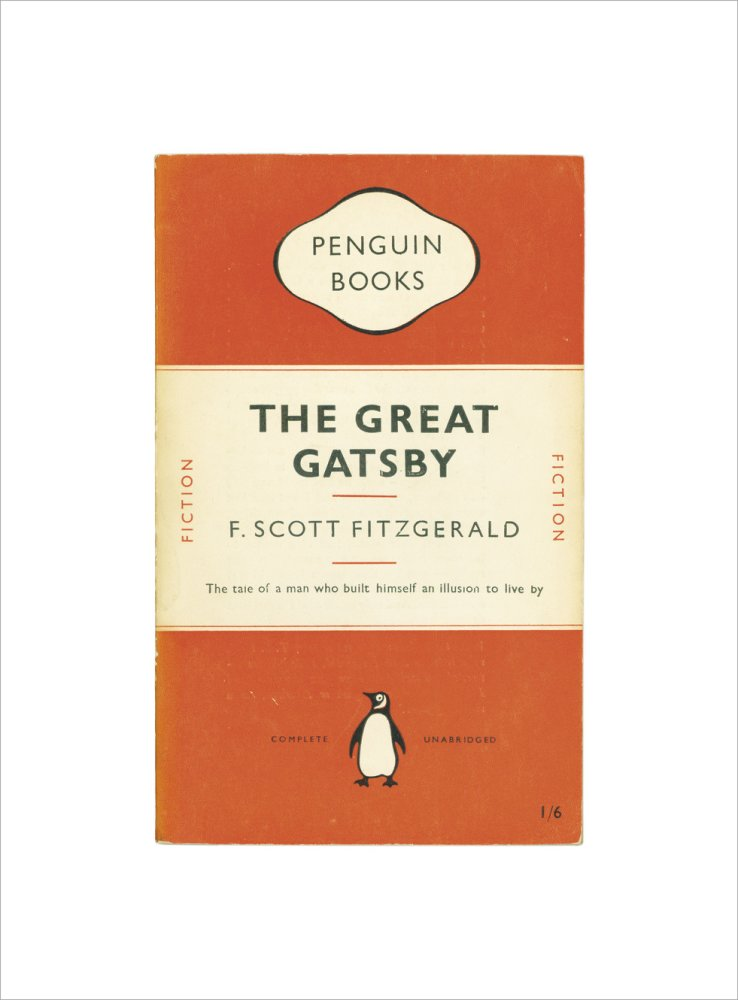 The Great Gatsby Penguin Books